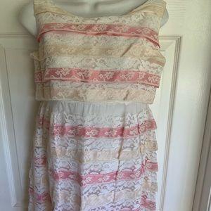 Vintage 1960's.JOSEPH  MAGNIN..dress